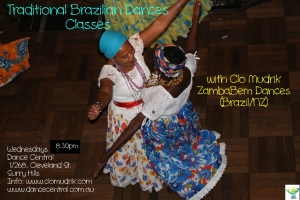 Traditional Brazilian Dances Flyer2